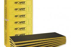 Minerální desky ISOVER Fassil NT a ISOVER Akustic SSP2 jsou určeny jsou určeny pro kvalitní akustickou izolaci konstrukcí, v tomto případě akustických podhledů ISOVER ROOF ACOUSTIC CEILING