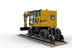 Cat M323F
