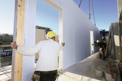 Realizace dřevostaveb s použitím desek Knauf Diamant X od firmy Vladimír Mrštný – SUCHÁ VÝSTAVBA, DŘEVOSTAVBY z Rychnova nad Kněžnou. Firma se specializuje na výstavbu dřevostaveb na klíč z kvalitních materiálů.