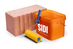 Malta HELUZ SIDI je revolucí v dosahování deklarovaných parametrů konstrukce při snadném zpracování