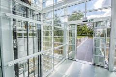 Bezbariérový přístup do budovy