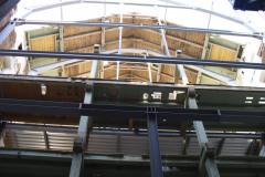 Práce na rekonstrukci