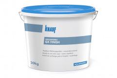 AQUAPANEL Q4 Finish – celoplošná stěrka pro vysoce kvalitní povrchy až do Q4