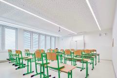 Dostavba učeben Střední průmyslové školy v Olomouci