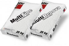 Produktová řada Baumit Multi