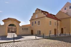 Dům U Lužického semináře 116 - RUDOLF JELÍNEK, Praha