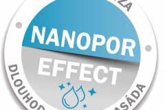 Nanopor efekt