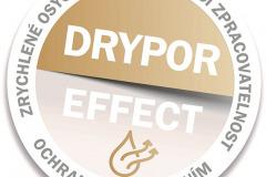 Drypor efekt