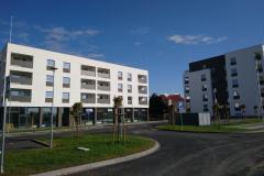 Bytový komplex Rezidence Kačírkova, Opava