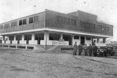 Sklad kůží, 1930