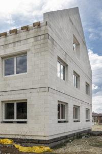 Realizace rodinného domu z Ytongu od stavební společnosti Stakl
