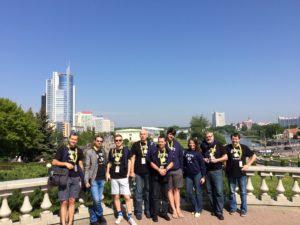 Finále studentské soutěže MCH_Astana 2016