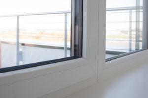 Plastové okno s profilem VEKA
